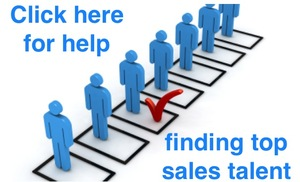 Click here for help finding top sales talent